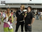 Art Brut answer pageant questions, Siren Fest, 2006