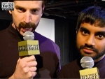 Aziz Ansari and Rob Heubel, 2006