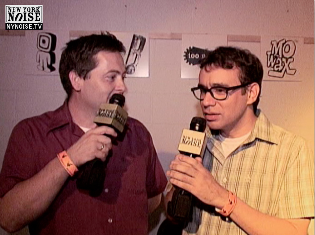 Beggars Anniversary Party with a cameo by Fred Armisen, 2005
