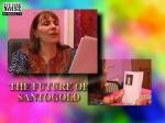 Farusha the Psychic on Santogold, 2009