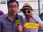 Pete and Pirates SXSW, 2009
