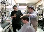 PostPunk Haircuts with Simon Reynolds, 2006