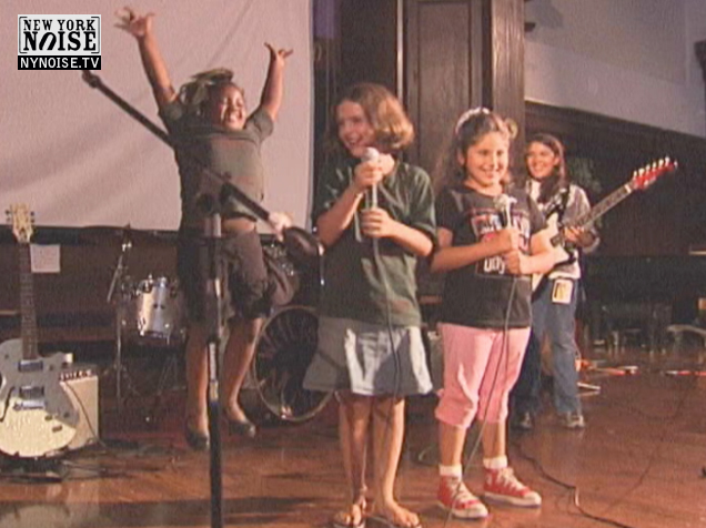 Rock Camp for Girls, 2005