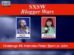 SXSW Blogger War 2007