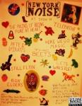 SXSW 2009 flyer