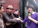 The Shins and MC Steinberg, 2006