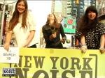 NY Noise VJ Search with Au Revoir Simone 2008