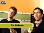 "Walkmen, 2006. ""what does jaded mean?"""